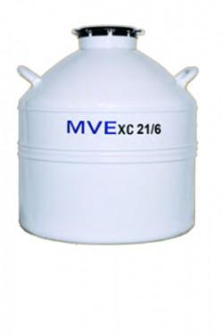 Bình chứa Nitơ Lỏng Model : MVExc 21/6