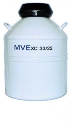 Bình chứa Nitơ Lỏng Model : MVExc 33/22