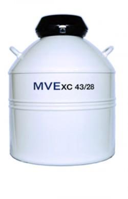 Bình chứa Nitơ Lỏng Model : MVExc 43/28