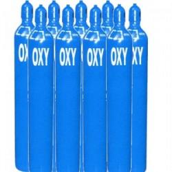 vỏ chai oxy 40 lít